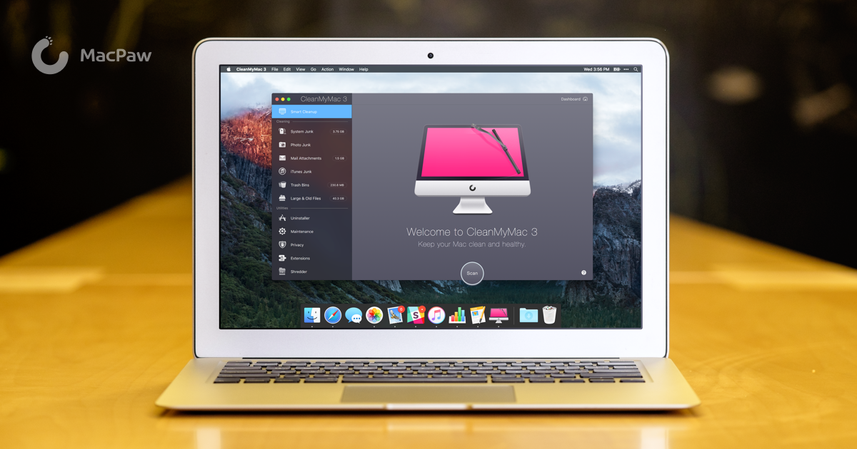 serial key cleanmymac 3