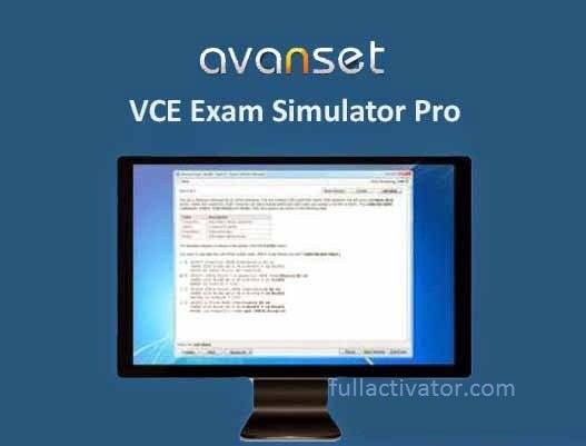vce simulator crack